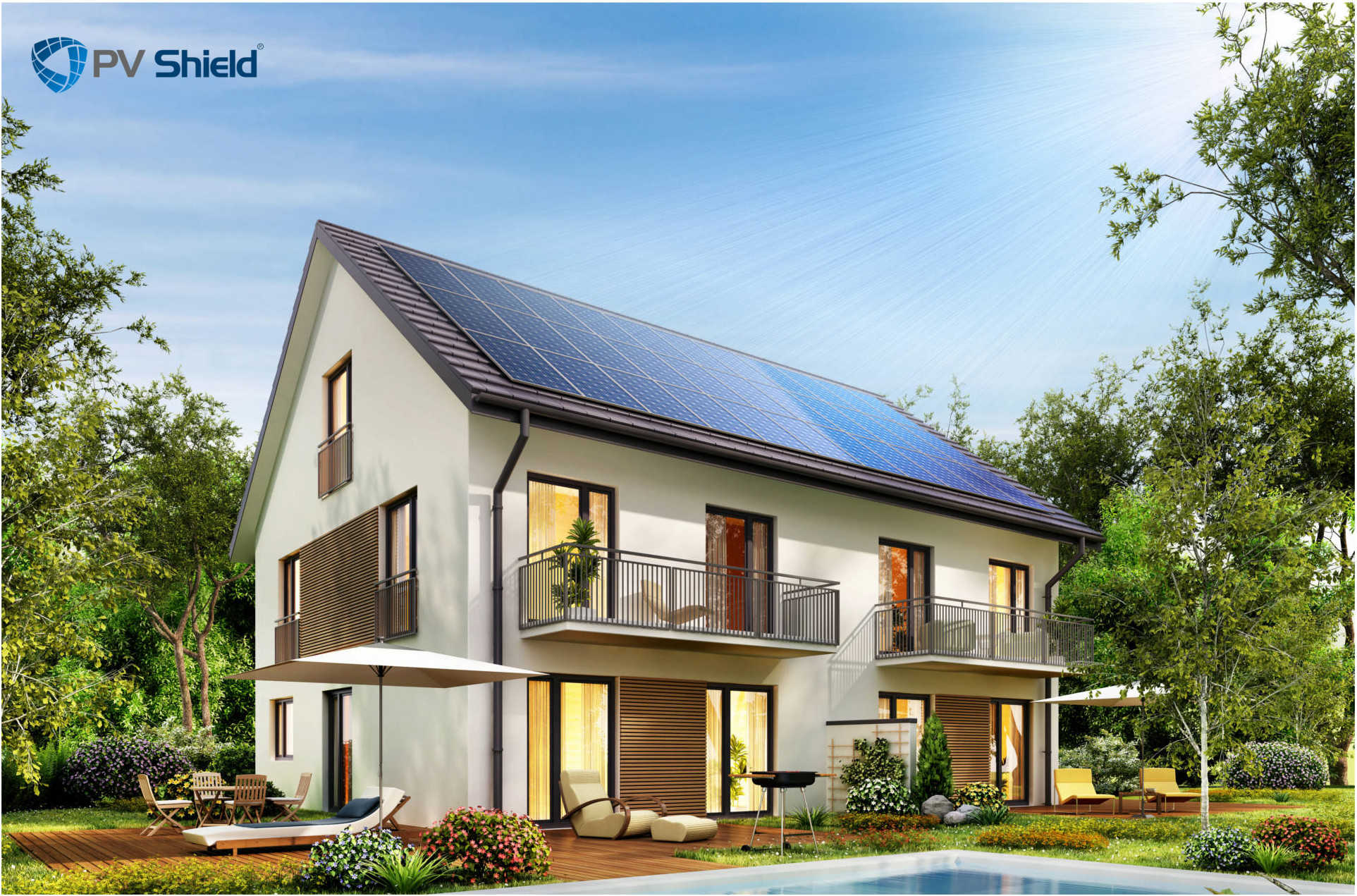 Produce Energy With Your Photovoltaic System Pv Shield